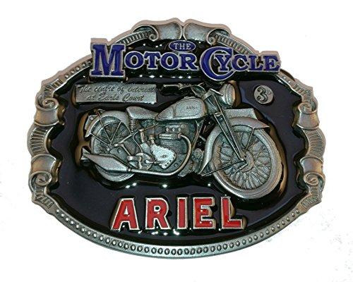 Andere Ariel motorfiets metalen gelicentieerde riem gesp