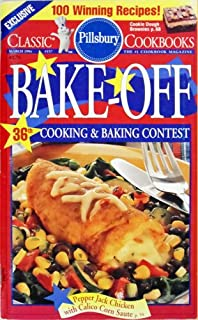 Pillsbury Bake-Off 36th Cooking & Baking Contest: Classic Cookbooks #157