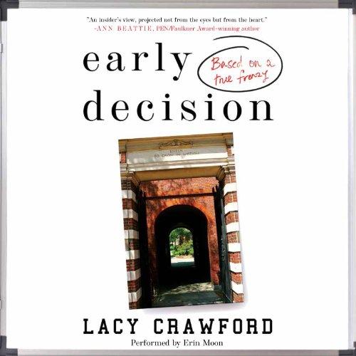 『Early Decision』のカバーアート