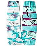 Ronix 128 Krush Wakeboard Women's Package w/Luxe 6-8.5 (2020)