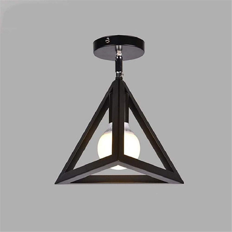 Beleuchtung Innenbeleuchtung Schlafzimmer Wohnzimmer Moderne Küche Cafe Bar Wandleuchte, 10 x 32 x 22cm, schwarz