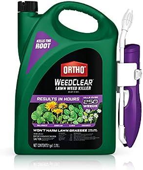 Ortho WeedClear Lawn Weed Killer