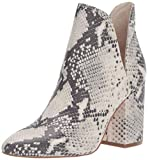 Steve Madden Women's Rookie Fashion Boot, Natural Snake, 7.5 M US