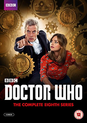 Doctor Who - Complete Series 8 Box Set [5 DVDs] [UK Import]