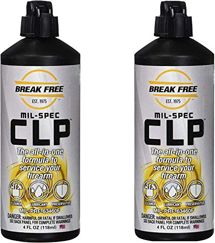 BreakFree CLP-4 Cleaner Lubricant Preservative Squeeze Bottle (4 -Fluid Ounce) -2