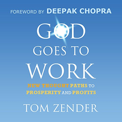 God Goes to Work audiobook cover art