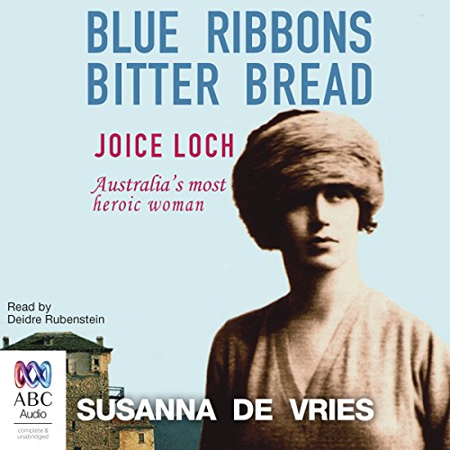 Blue Ribbons, Bitter Bread cover art