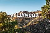 Hollywood Schriftzug Los Angeles USA XXL Wandbild Foto