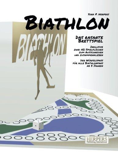 Biathlon - Das rasante Brettspiel (Brettspielbuch, Band 1)