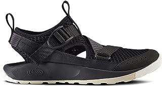 Chaco Women's Odyssey Sport Sandal, Black, 8 M US