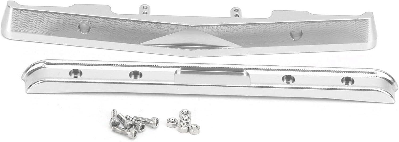 Max 47% OFF RC Aluminum Alloy Front Rear Bumper Axial for SCX24 1 OFFicial Set 90081