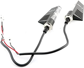 AutoE 2X Motorcycle Graffio LED Turn Signal Light Indicator Lights Blinker for rizoma