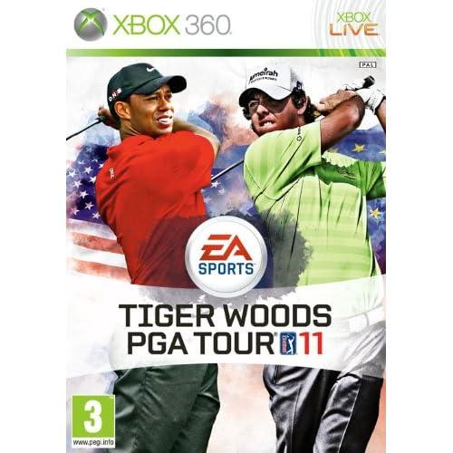 Tiger Woods PGA Tour 11 (Xbox 360) [Edizione: Regno Unito]