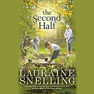 The Second Half audiobook cover art