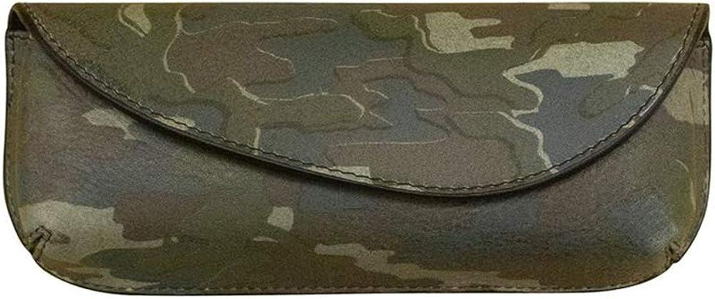 ili New York 6466 Leather Eyeglass Case
