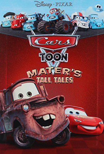 Cars Toons Disparates De Mate Deluxe Dvd Combo Pack [Blu-ray]
