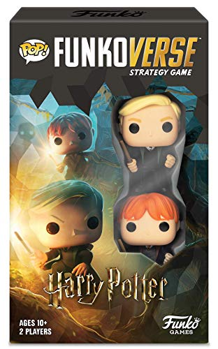 Funkoverse: Harry Potter 101 2-Pack Board Game
