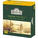 AHMAD TEA ( アーマッドティー ) イングリッシュティーNo.1 ティーバッグ 100袋入り [ 英国ブランド 個包装 ]