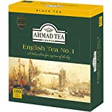 AHMAD TEA (Ah te Mad) Te Ingles No.1 2gX100P