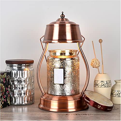 D-Work - Lampada riscaldante per candela profumata Candle Warmer Ht. 16 cm 'CLARA 501' lampadina GU10 230 V dimmerabile