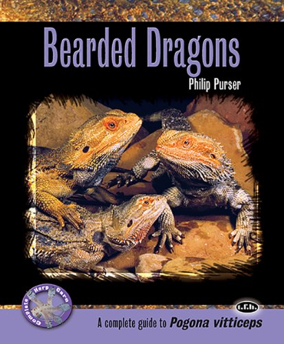 Bearded Dragons (Complete Herp Care)