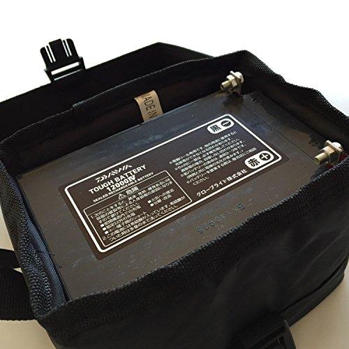 ダイワ『タフバッテリー12000IV』