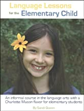 Language Lessons for the Elementary Child (Volume 1)