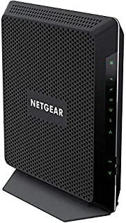 NETGEAR Nighthawk AC1900 (24x8) DOCSIS 3.0 WiFi Cable Modem Router Combo for Xfinity from Comcast, Spectrum, Cox, More (Renewed)
