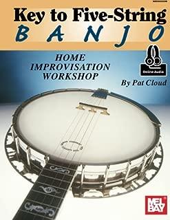 Key to Five-String Banjo: Home Improvisation Workshop