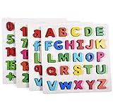 Skyeye Puzzle de Madera 9 Piezas Vehículo Jigsaw Animal Jirafa