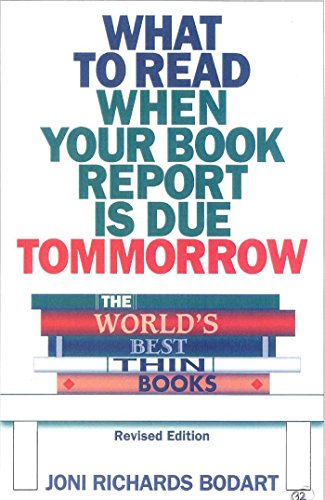 The World's Best Thin Books, Revised: What to Read When Your Book Report is Due...