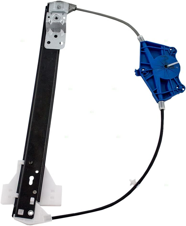 Animer and price revision Rear Passengers Power Large special price !! Window Lift Regulator RS4 Replacement for