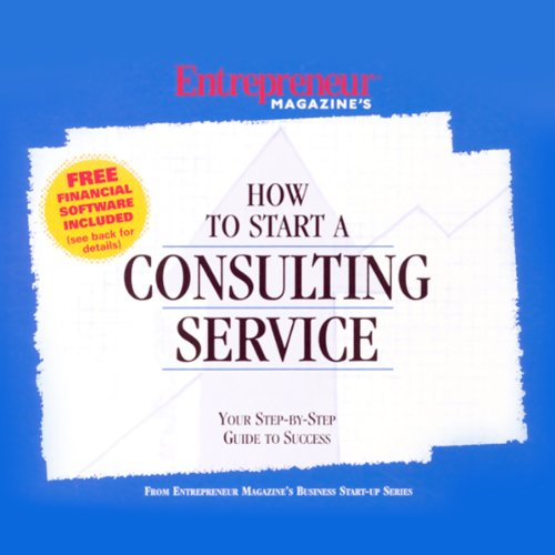 How to Start a Consulting Service audiobook cover art