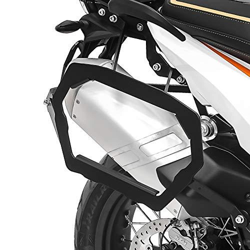Portamaletas Lateral para KTM 1290 Super Adventure T 2017 para Maletas Bolsas