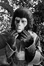Roddy McDowall in Planet of the Apes in scene from 1974 TV series as Galen 11x17 Mini Poster