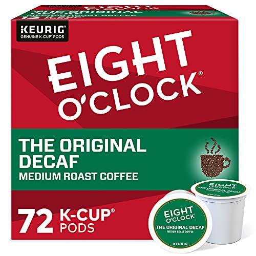 Eight O'Clock Coffee The Original Decaf, Single-Serve...