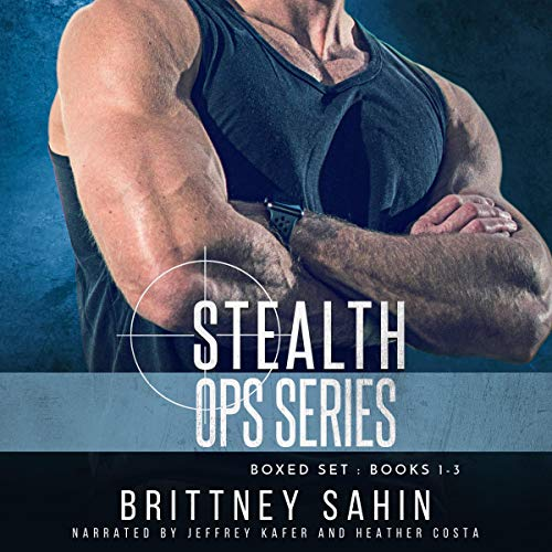 Stealth Ops Series Box Set: Books 1-3