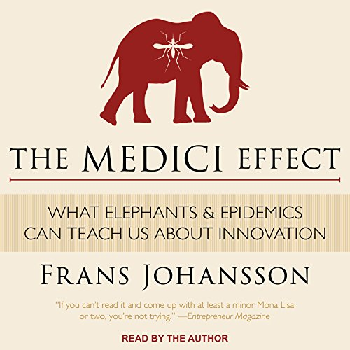 The Medici Effect audiobook cover art