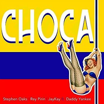 Choca (feat. Daddy Yankee) - Single