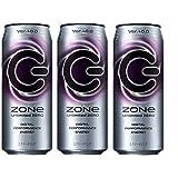 Zone Unlimited Zero Ver.1.0.0 エナジードリンク 500ml ×3本