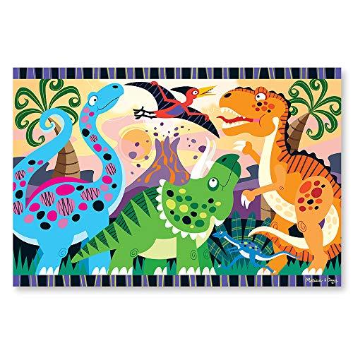 Melissa & Doug 24pc Dinosaur Floor Puzzle
