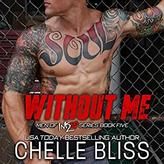 Without Me audiobook cover art