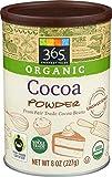 365 Everyday Value, Organic Cocoa Powder, 8 oz
