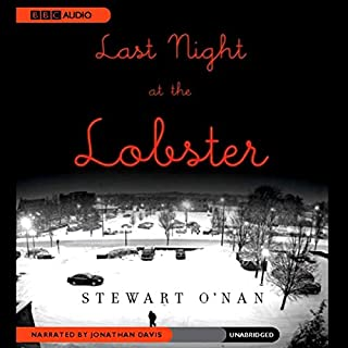 Last Night at the Lobster audiobook cover art