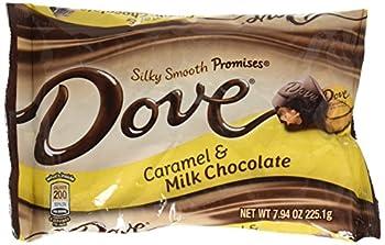 dove caramel chocolate