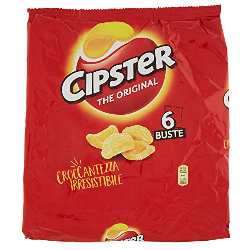 Cipster The Original - 6 Buste da 22 g, Totale: 132 g