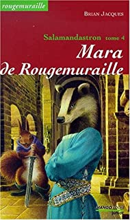 Salamandastron, tome 4 (ROUGEMURAILLE) (French Edition)