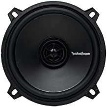 Rockford Fosgate R1525X2 Prime 5.25-Inch Full Range Coaxial Speaker – Set of 2