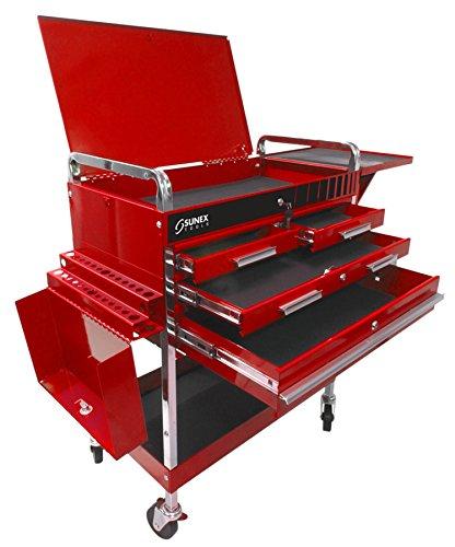 Sunex 8013ADELUXE Service Cart