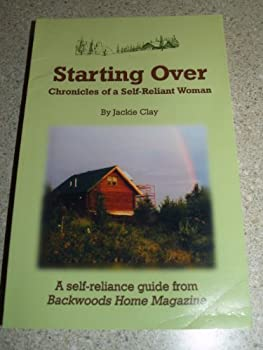 Starting Over Chronicles of a Self-Reliant Woman 0971844593 Book Cover
